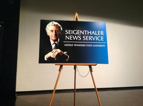 John Seigenthaler News Service