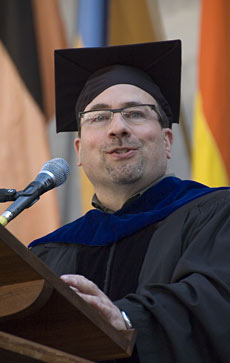 Craig Newmark speech